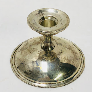 Sterling Silver Boardman Compote/Candle Stick