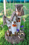 Fairy House Tour - Ind/Best Natural Materials - Richard Moon
