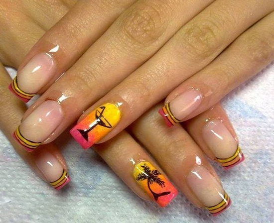UNIQUE & BEAUTIFUL NAILS 2017
