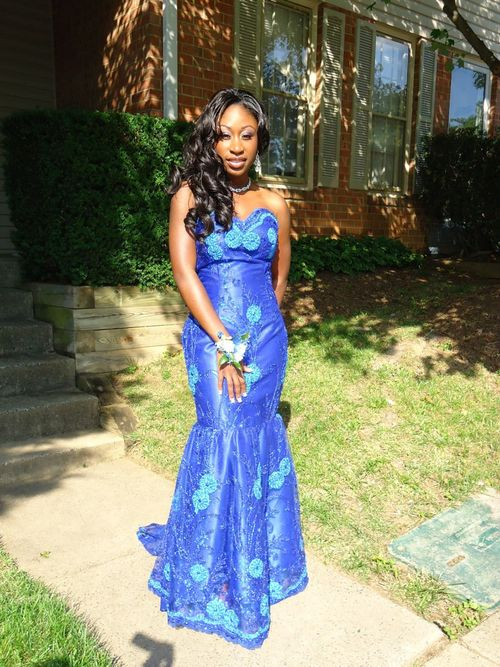 African American Prom Dresses