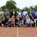 Tennis finales dubbel 2014