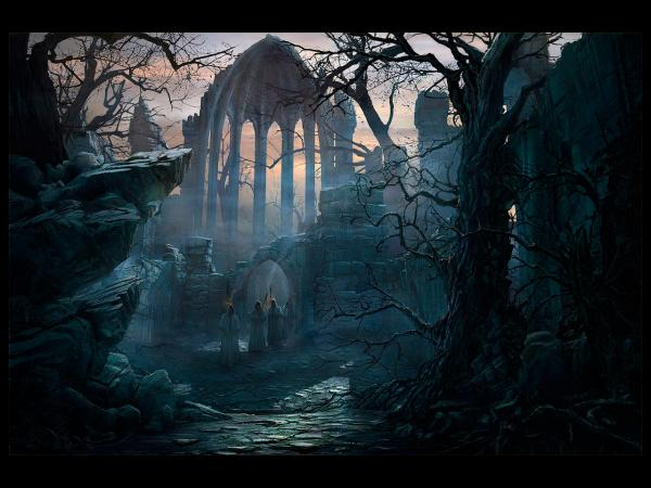 Weird Lands Of Nightmare 6, Magical Landscapes 3