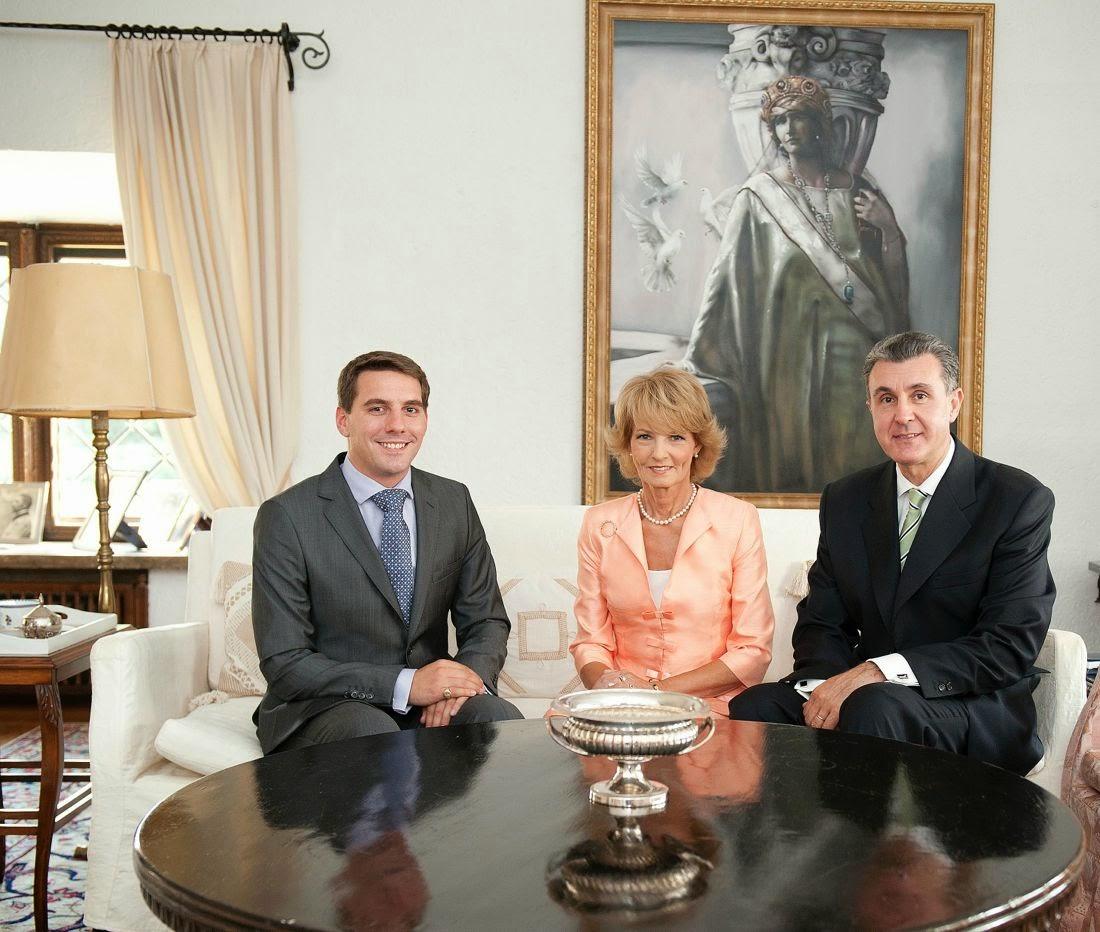 Principesa Moştenitoare va decora personalităţi din România, Elveţia, Marea Britanie, Franţa şi Japonia