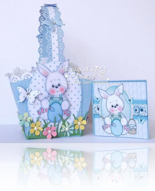 GD Cutie Pie bunny x3