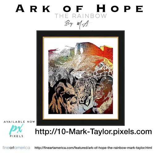 ark of Hope The Rainbow by Mark Taylor