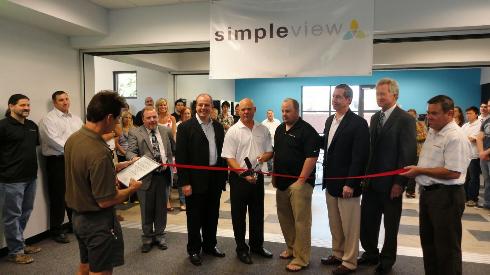 simpleview, a leader in the tourism industry that provides interactive marketing tools and services to destination marketing organizations, has recently expanded their Tucson, Arizona headquarters to accommodate a continual growth to their employee base.  Today, simpleview employs more than 100 tourism and travel industry professionals.