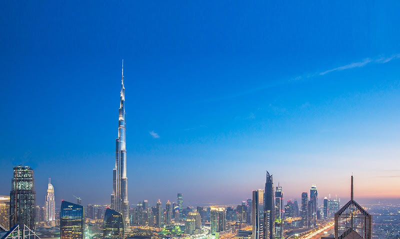 Halvat lennot Dubaihin alk. 168€