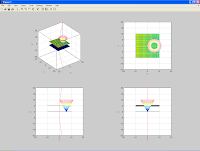ray tracing - geometrical optics modeling done by Bill