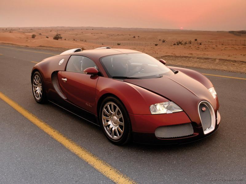 2008 Bugatti Veyron 164 Coupe Specifications Pictures Prices