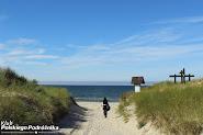 Ruszaj w Drogę na Kaszuby - Plaża w Czołpinie