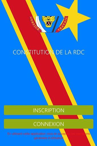 Constitution de la RD Congo