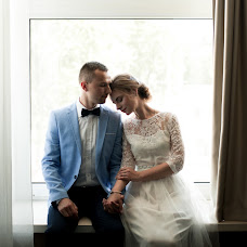 Wedding photographer Bogdan Gontar (bodik2707). Photo of 16.07.2018