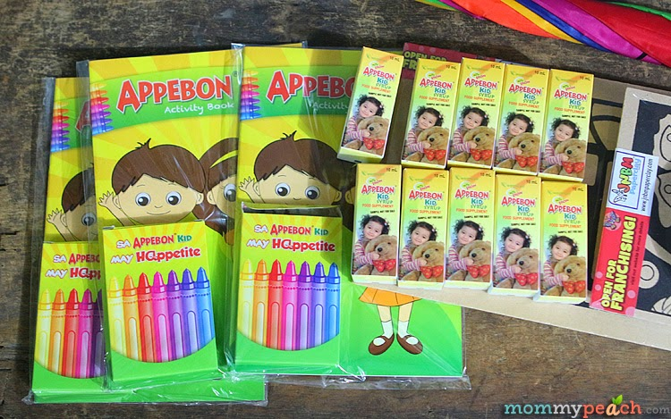 Appebon Kid Event