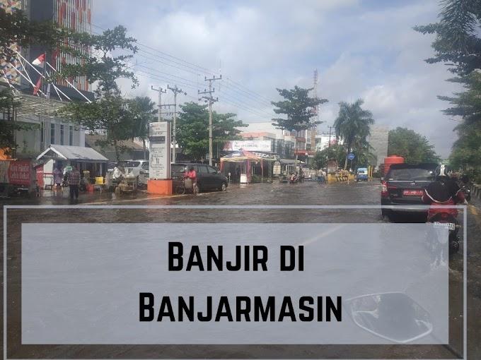 Banjir di Banjarmasin