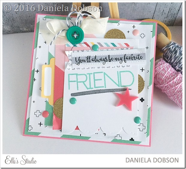 Favorite friend by Daniela Dobson