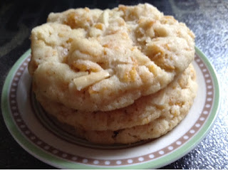Butter Crunch Cookies ~ Source: tammycookblogsbooks