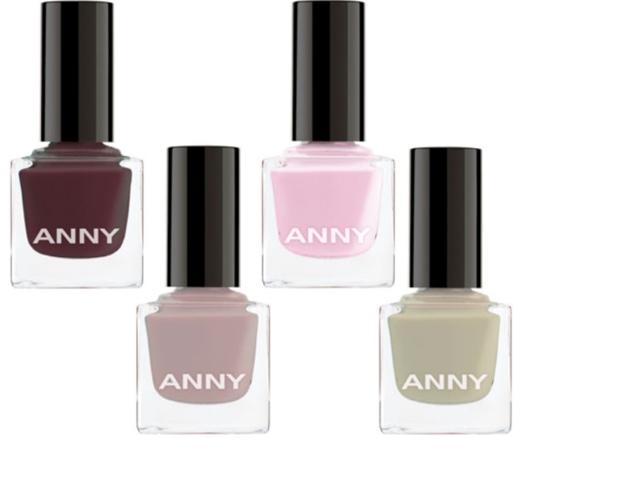 Anny bringt Farbe auf deine Nägel
