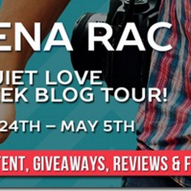 Blog Tour: Quiet Love (Chapters of Love #2) by Helena Rac + Excerpt and Giveaway