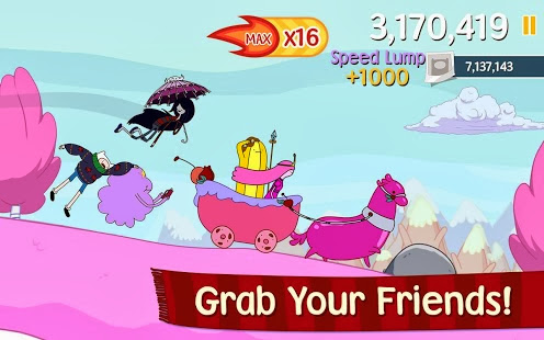 Ski Safari: Adventure Time v1.0.5 for Android