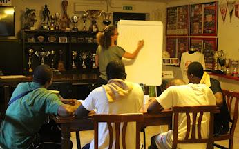 Qui Virtus, profughi a scuola di italiano