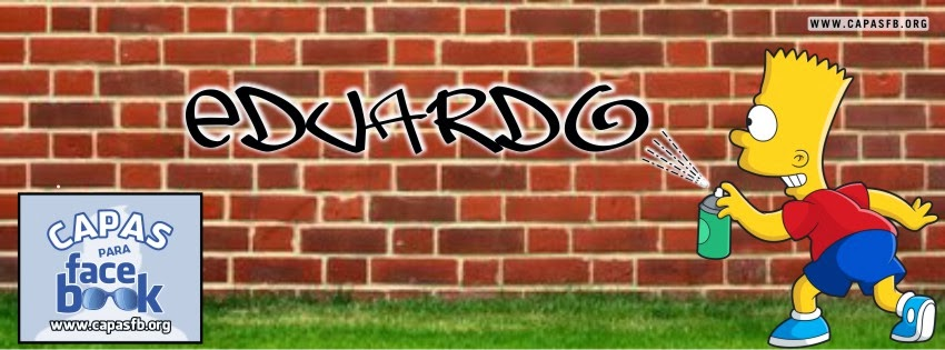 Capas para Facebook Eduardo