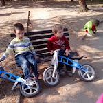 Hrajeme si na zahradě Nad Palatou říjen 2015
