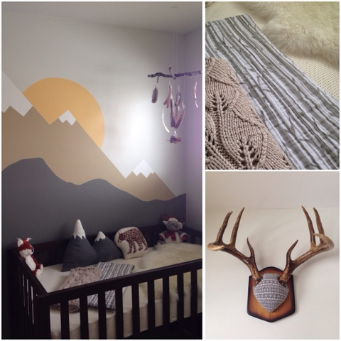 The Homemade Nursery: The Final Reveal