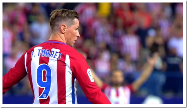 forward Fernando Torres