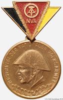 313 NVA Res.abz. Bronze medailles