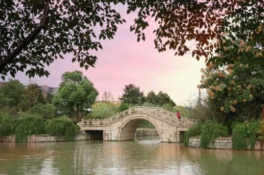 The West Lake Hangzhou