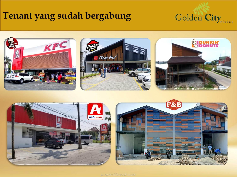 Ruko Greenwood Golden City Bekasi