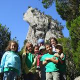 Excursión Castores Roque Anambro