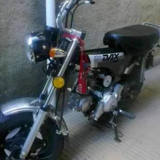 Moto Sheila Nanni