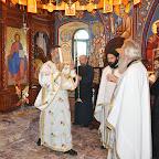 На дан 10. авг. 2014 служена Литургија у цркви Свете Тројице