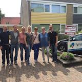 Ans de Vries en Mina Wit nemen afscheid van fysiotherapie locatie Raadhuislaan