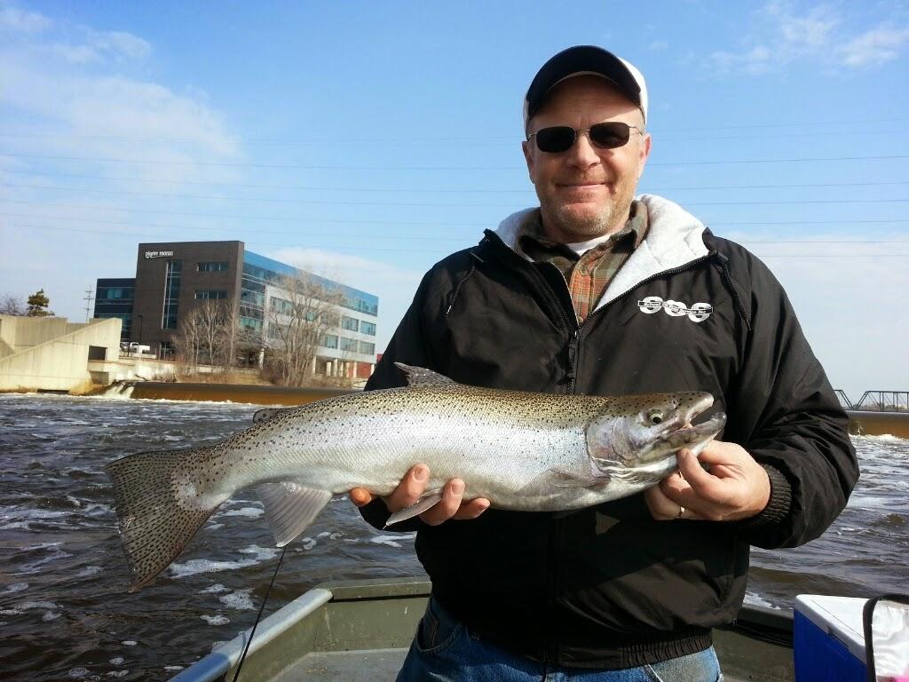 Grand River Fishing
