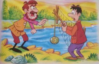 El pescador egoísta