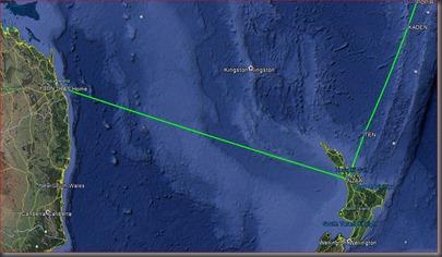 NZ-OZ MAP