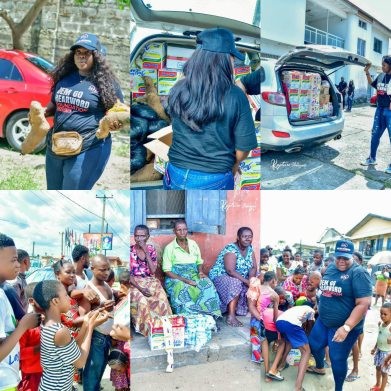 Dem Go Hear Word Foundation is Touching The lives of Nigerians