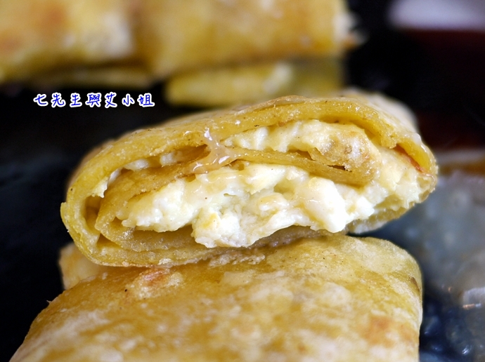 8 碧潭無名早餐店
