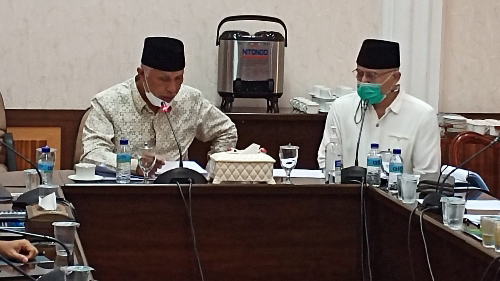 Gubernur Sumbar Akan Tindak Tegas Oknum Pelaku Aktivitas Tambang Ilegal di Solok