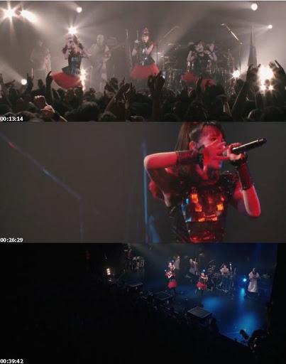 [TV-SHOW] BABYMETAL Live at TSUTAYA O-EAST TOKYO (2015.08.20/MP4/RAR)