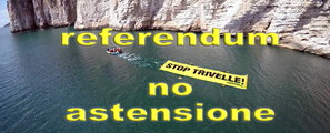 No astensione stop-trivelle