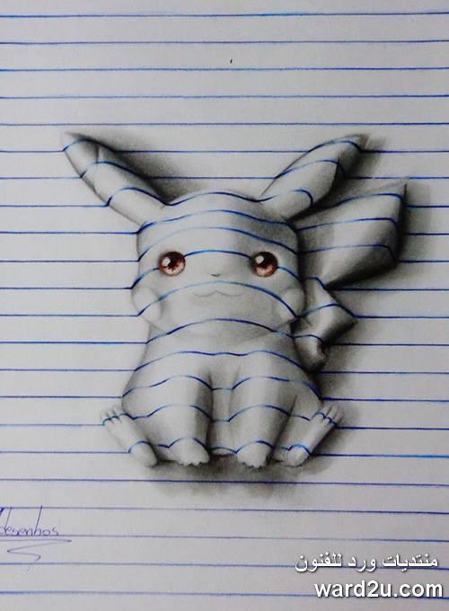رسومات مذهلة للفنان البرازيلي  Joao Carvalho