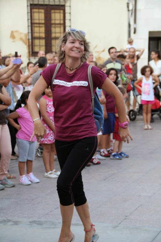 Festa infantil i taller balls tradicionals a Sant Llorenç  20-09-14 - IMG_4354.jpg