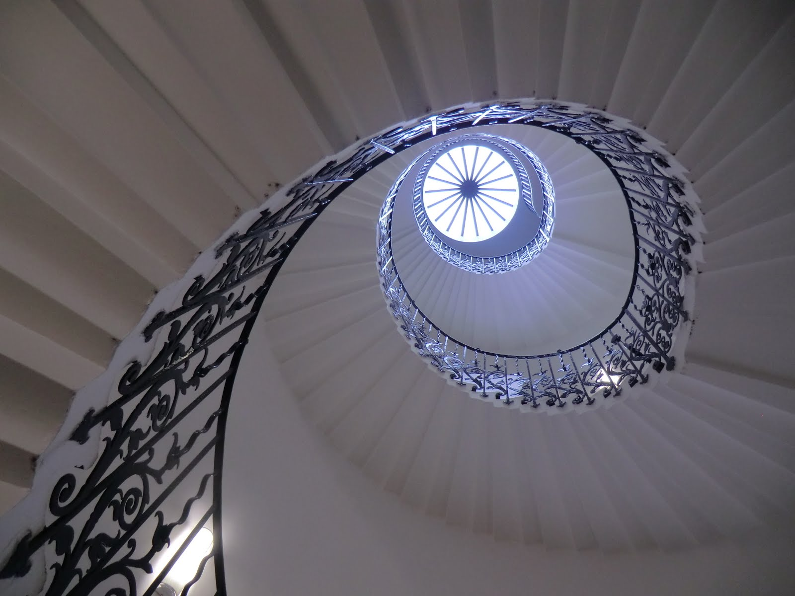 CIMG0366 Tulip stairs, the Queen's House