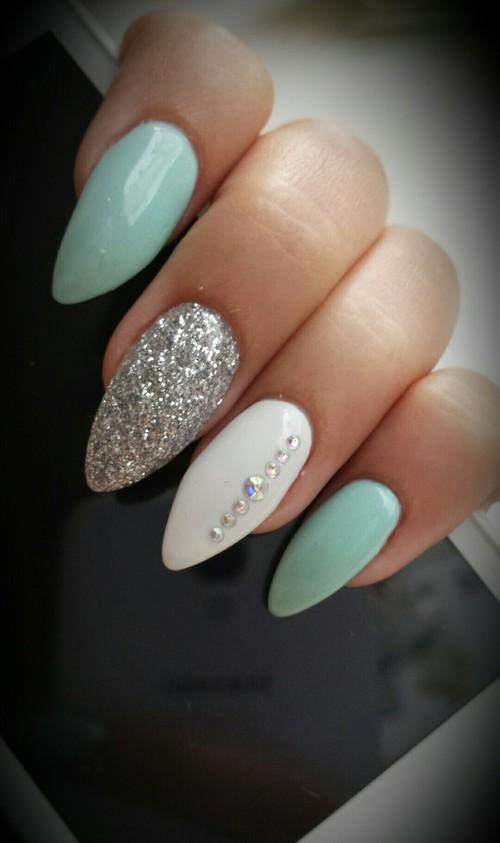 Trendy Gel Nail Design Ideas: 20 Best Gel Nail Designs Ideas Trendy Nails