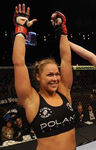 Ronda Rousey Beautiful Dp