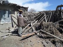 Povodně v Afghánistánu zasáhly i vesnici Chamkani. (Foto: Archiv ČvT)