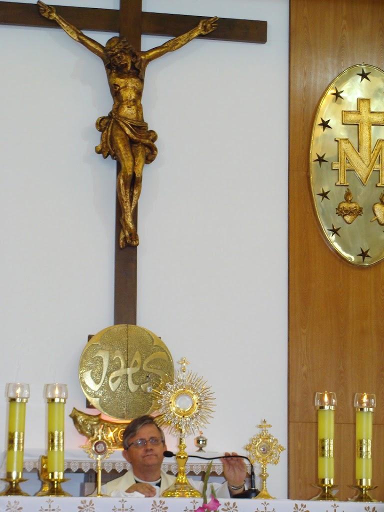 2014 Rekolekcje - Podwyższenie Krzyża Świętego w Częstochowie - DSC05817.JPG